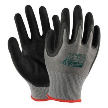 海太尔 0014-9 丁腈黑色涂层手套,230mm