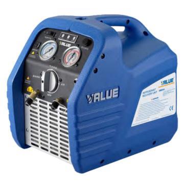 飞越 迷你冷媒回收机,VRR24L(双缸,一键操作)