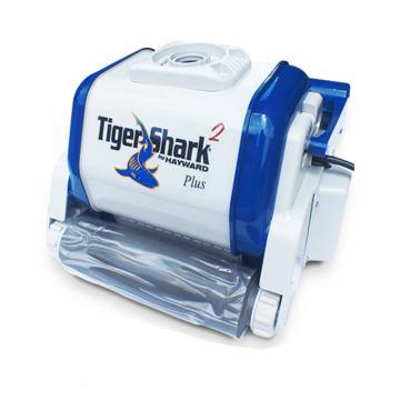 虎鲨II全自动泳池吸污机