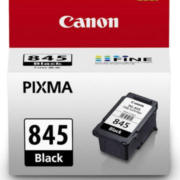 佳能(Canon) PG-845 黑色墨盒(适用MG3080、MG2580、MX498、iP2880) 180页