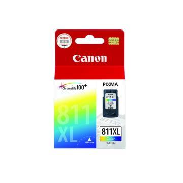 佳能(Canon)CL- 811XL 彩色墨盒(适用MP496、MP486、MP276、MP245)