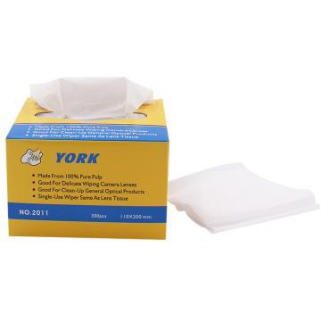 优克低尘擦拭纸,白色单层 抽取110x200mmx280张/盒  60盒/箱
