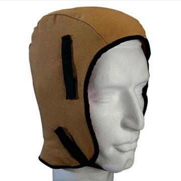 威特仕 帽衬,23-7722,米黄色保暖头盔帽里