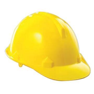 蓝鹰 绝缘安全帽,HR36YE,ABS材质 黄色