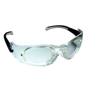 梅思安MSA 防护眼镜,9913282,阿拉丁-C 透明镜片,12副/盒