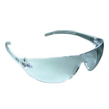 MSA 9913279 百固-C防护眼镜 (透明镜框,防紫外线透明镜片)