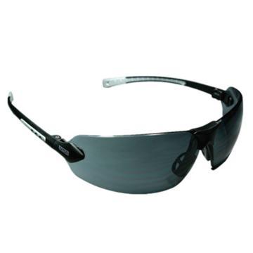 梅思安MSA 防护眼镜,9913283,舒特-GAF 灰色镜片,12副/盒