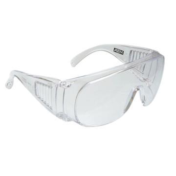 梅思安MSA 防护眼镜,9913263,宾特-CAF 防雾透明镜片,12副/盒
