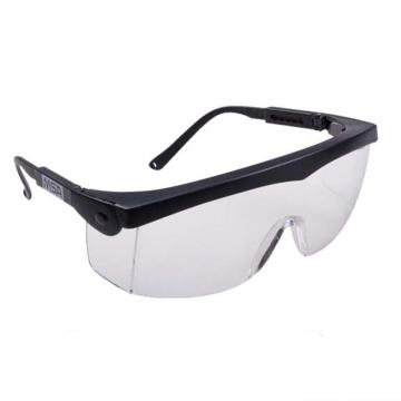 梅思安MSA 防护眼镜,10108428,杰纳斯眼镜 透明镜片,12副/盒
