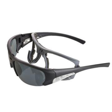 梅思安MSA 防护眼镜,10108312,欧特-GAF 防雾灰色镜片,12副/盒