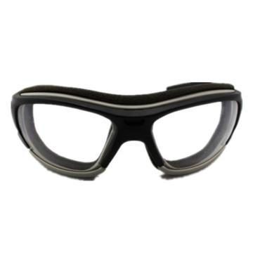 梅思安MSA 防护眼镜,10108311,欧特-CAF 防雾透明镜片,12副/盒