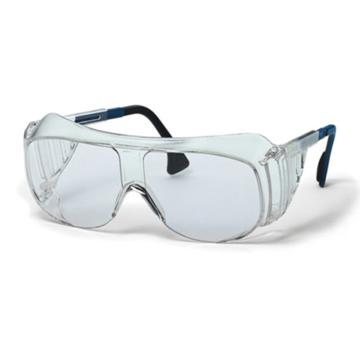 优唯斯UVEX 防护眼镜,9161005,NC涂层 透明 DUO-FLEX软腿