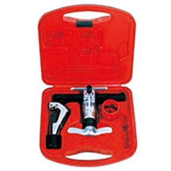 格美 45°偏心式扩管器工具组,CM-808-AL-R410,英制,附手提式吹塑胶盒