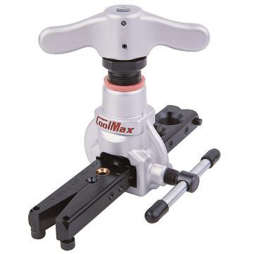 格美 45°英制棘轮扳手型偏心式扩管器工具组,CM-608-RAL-R410,附手提式吹塑胶盒