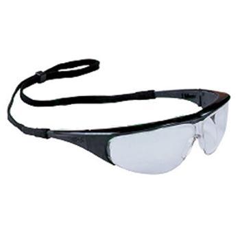 霍尼韦尔防雾眼镜,黑色镜框 透明镜片,1005985