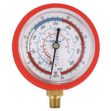 格美 直立式高压表,CM-500-G,R12&R22