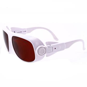 三克 激光防护眼镜,防护波长200~540NM,800~2000NM,SKL-G04