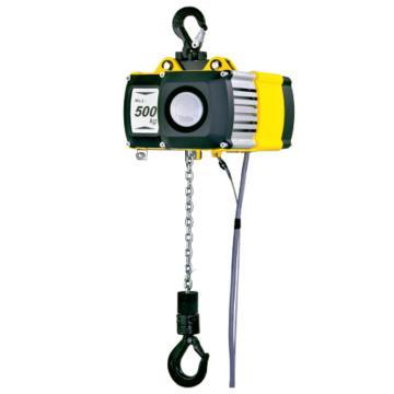CPVF 2-8 负载250Kg,8/2米/分双速电动环链葫芦,提升高度3米