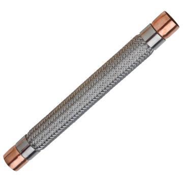 """帕利斯 避震软管,VAFS-5,5/8"""" ODF焊口,不锈钢网"""