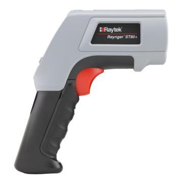 雷泰/Raytek 红外测温仪,红外和接触式二合一,ST80+