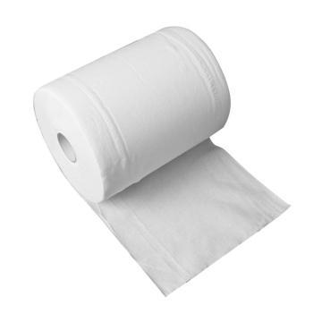 L20双层工业擦拭纸  20cm×30cm×300张/卷  12卷/箱  白色