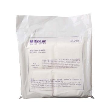 超细纤维无尘擦拭布   10cm×10cm×400张/包       白色