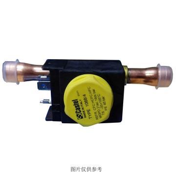 """常闭电磁阀ODS接头(带线圈,膜片式),卡士妥,1028/2A6,1/4""""ODS接口"""