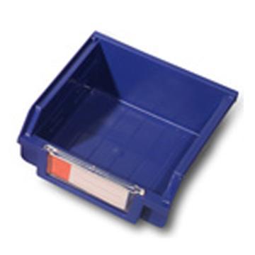 力王 背挂零件盒,105*110*50mm,全新料,24个/箱,PK-011-蓝色