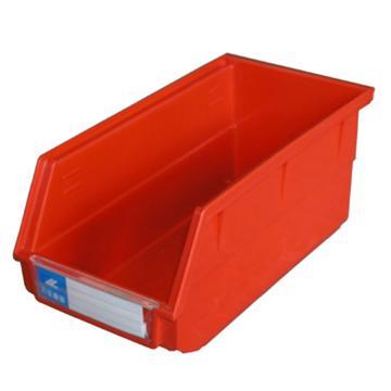 力王 背挂零件盒,270*140*125mm,全新料,PK-015-红色,单位:个
