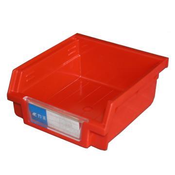 力王 背挂零件盒,105*110*50mm,全新料,24个/箱,PK-011-红色