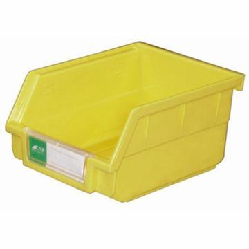 力王 背挂零件盒,105*140*75mm,全新料,24个/箱,PK-012-黄色
