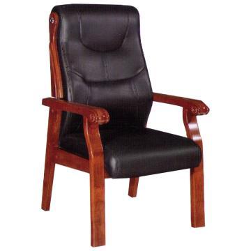 办公椅实木椅 韩皮 1080x700x600mm 限山西