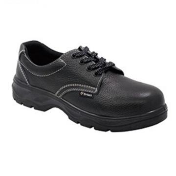 希玛 电工低帮牛皮安全鞋,防砸防滑电绝缘,35,56056(同系列30双起订)