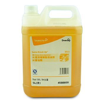 庄臣泰华施超浓缩解脂溶油剂,2 x 5L 单位:箱