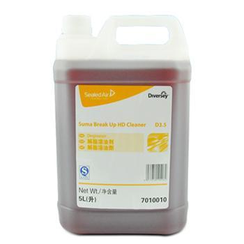 庄臣泰华施解脂溶油剂,2 x 5L 单位:箱