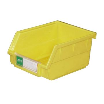 力王 背挂零件盒,105*110*50mm,全新料,24个/箱,PK-011-黄色
