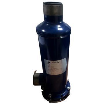 Carly 可换滤芯式过滤桶,3_1/8钢接口,48型,2芯,蓝色
