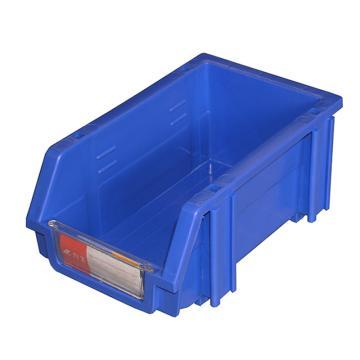 力王 组立零件盒,150*240*124mm,全新料,36个/箱,PK-002-蓝色