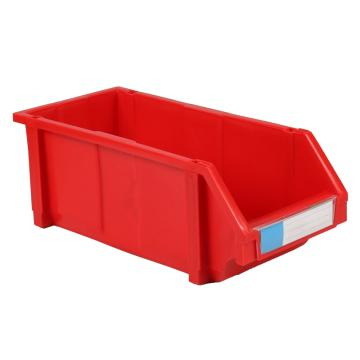 力王 组立零件盒,450*200*177mm,全新料,PK-004-红色,单位:个