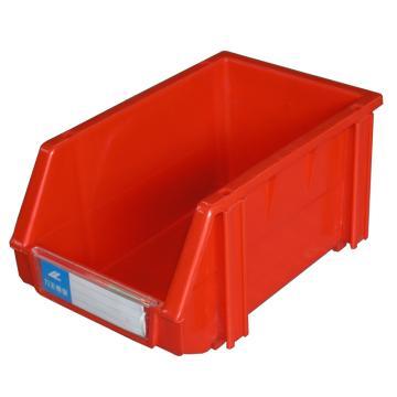力王 组立零件盒,150*240*124mm,全新料,36个/箱,PK-002-红色