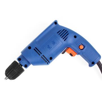 东成手电钻,300W0-3000r/min,夹持能力10mm,J1Z-FF-10A 自锁