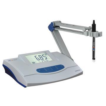智能型PHS-2F型pH计,液晶显示,1-2点校准,手动温补,台式,雷磁
