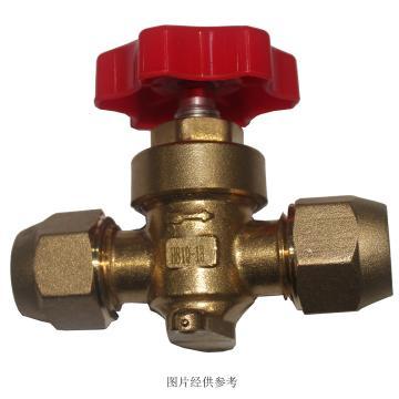 鸿森 膜片式手阀,KM-1/2,ODF焊口