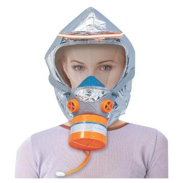 凯悦 消防过滤式自救呼吸器,铝合金箱两只装