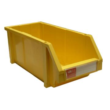 力王 组立零件盒,240*150*124mm,全新料,PK-002-黄色,单位:个