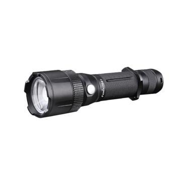 Fenix 旋转调焦强光LED手电筒,FD41黑色900lm 含电池18650锂电池2600U ,单位:个