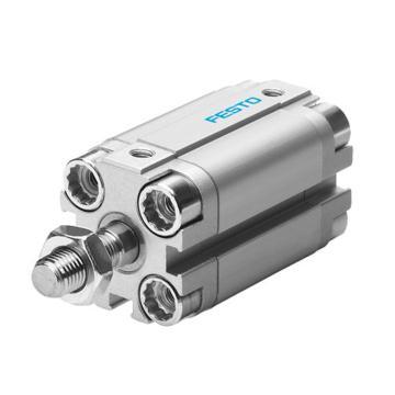 费斯托FESTO 紧凑型气缸,双作用基本型,活塞杆端内螺纹ADVU-25-40-A-P-A,156614