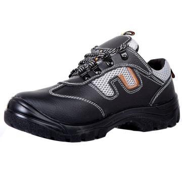 羿科 运动款低帮安全鞋,防砸防刺穿防静电,35,60718115