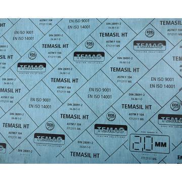 TEMASIL HT高温高压芳纶纤维无石棉板,TC-33 500*500*2mm