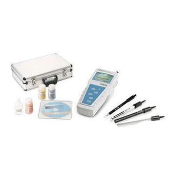 DZB-718型便携式多参数分析仪(pH/pX、电导、溶解氧、℃),雷磁